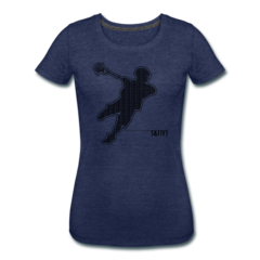 Women's Tri-Blend Performance T-Shirt by Rob Pannell