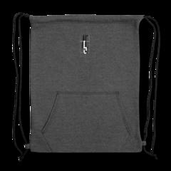 Sweatshirt Cinch Bag by Aaron Ekblad