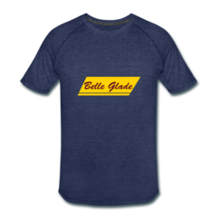 Men's Tri-Blend Performance T-Shirt by Belle Glade