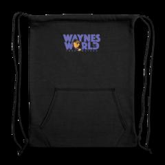 Sweatshirt Cinch Bag by Trae Waynes