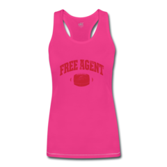 Women's Bamboo Performance Tank by ALL Sport