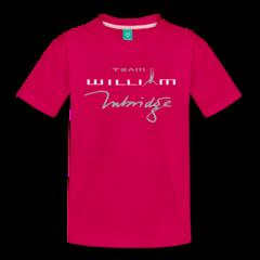 Toddler Premium T-Shirt by William Trubridge