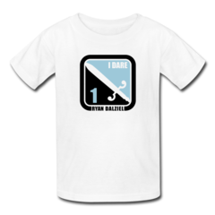 Little Boys' T-Shirt by Ryan Dalziel