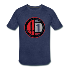 Men's Tri-Blend Performance T-Shirt by Ryan Dalziel