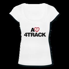 Women's Scoop Neck T-Shirt by Alexis Love