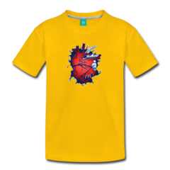 Little Boys' Premium T-Shirt by Micah Johnson