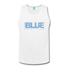 Men's Premium Tank by William Trubridge