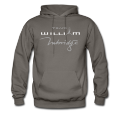 Men's Hoodie by William Trubridge