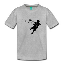 Little Boys' Premium T-Shirt by Rob Pannell