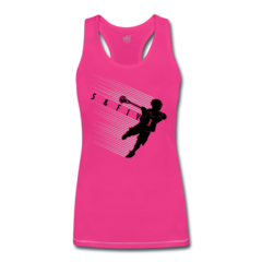 Women's Bamboo Performance Tank by Rob Pannell